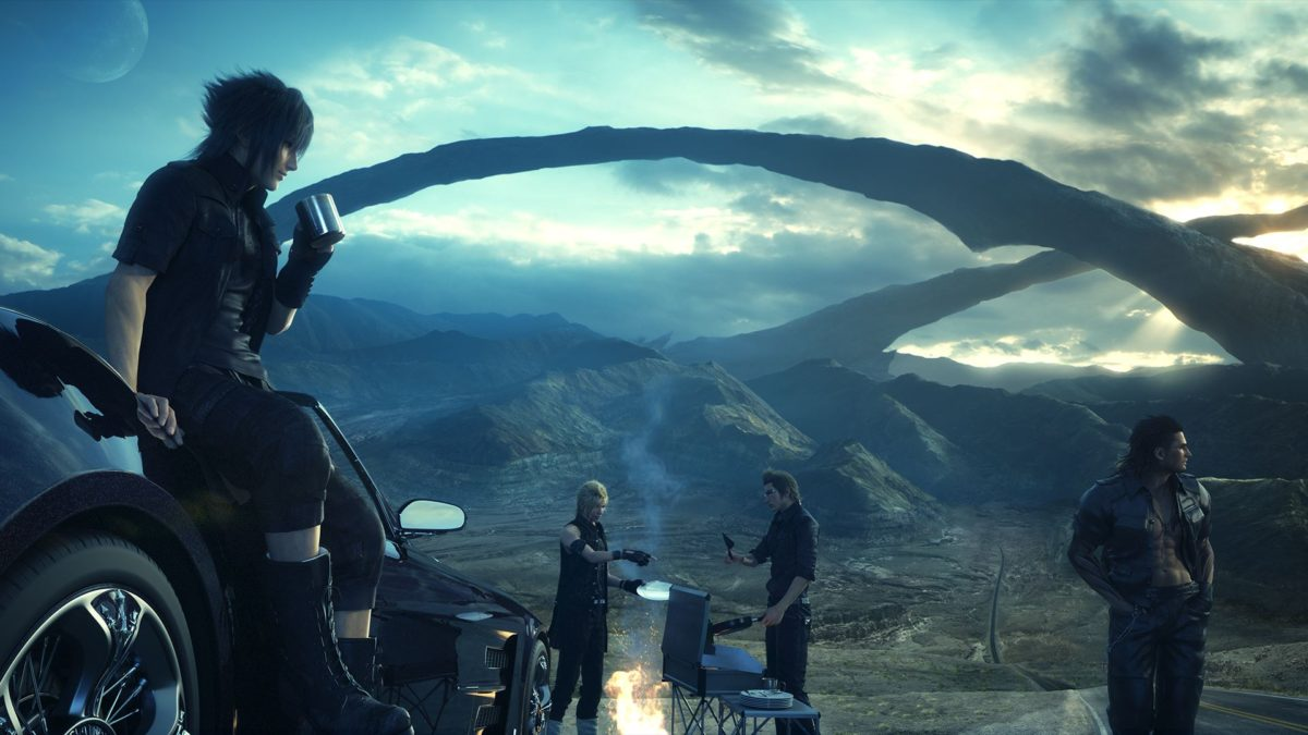 Final fantasy XV ending first thoughts (without spoilers)